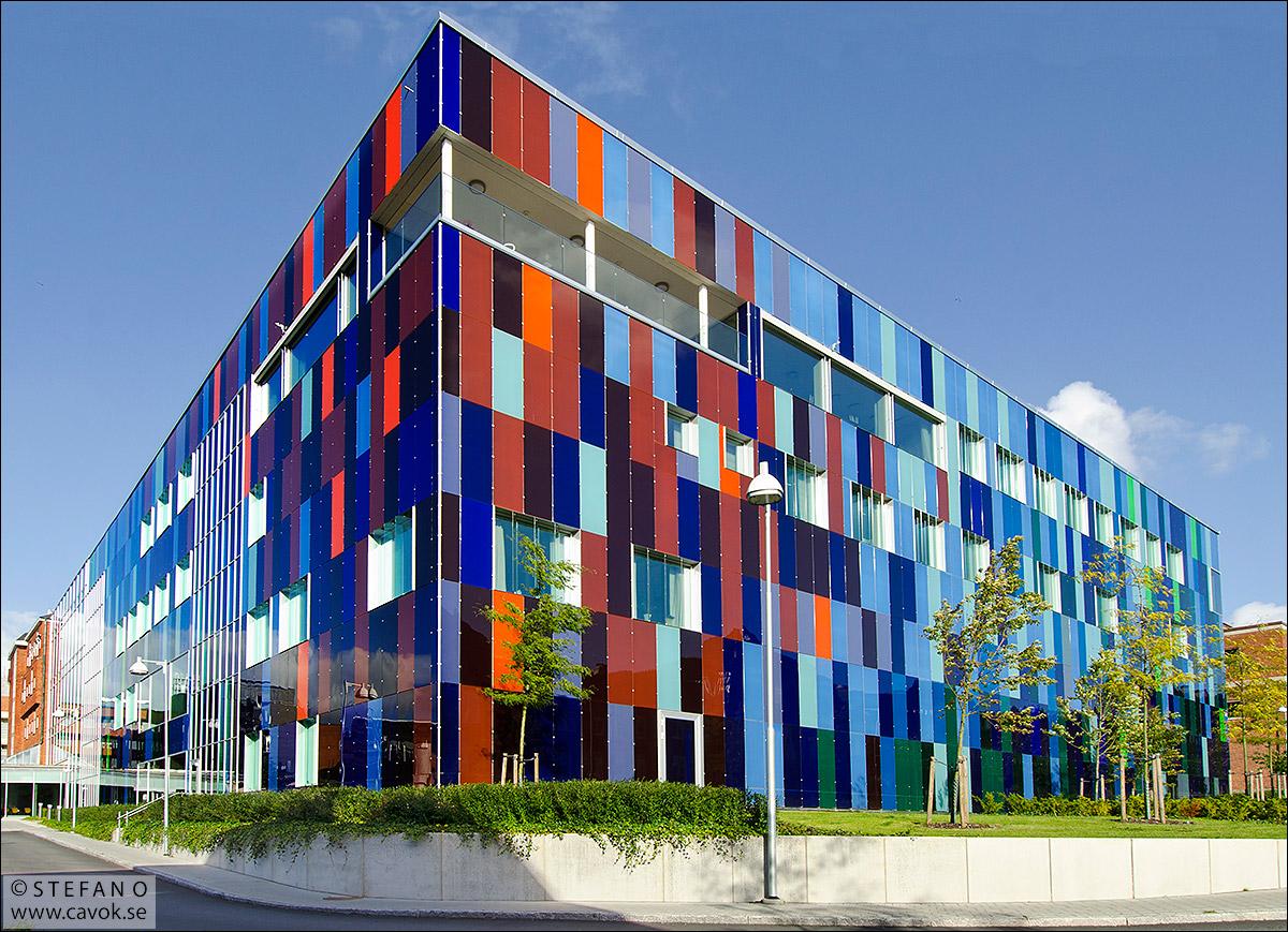 Strålbehandlingshus, Lunds Universitetssjukhus